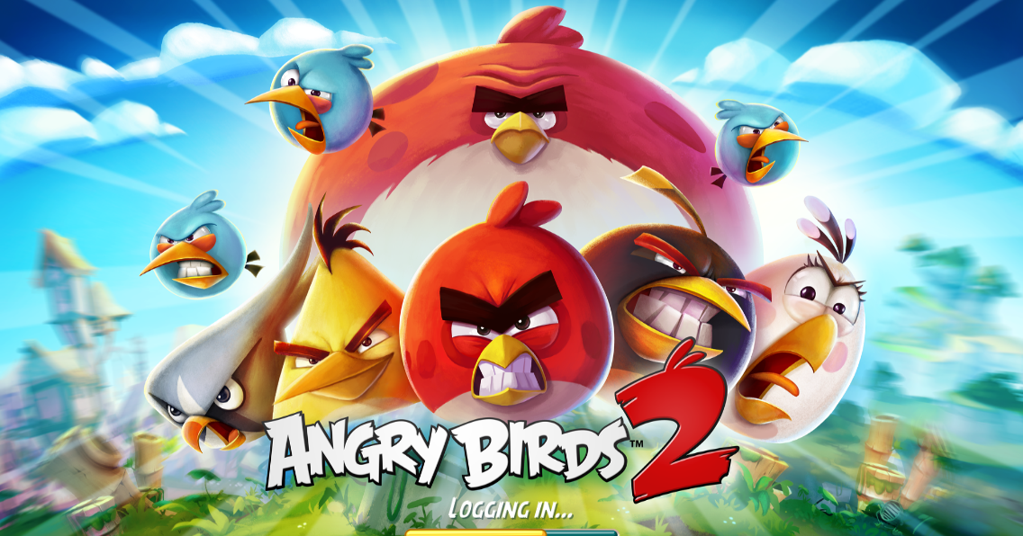 [FREE ANDROID GAME] Angry Birds 2: The Famous Slingshot game is back with Tons of New Features!