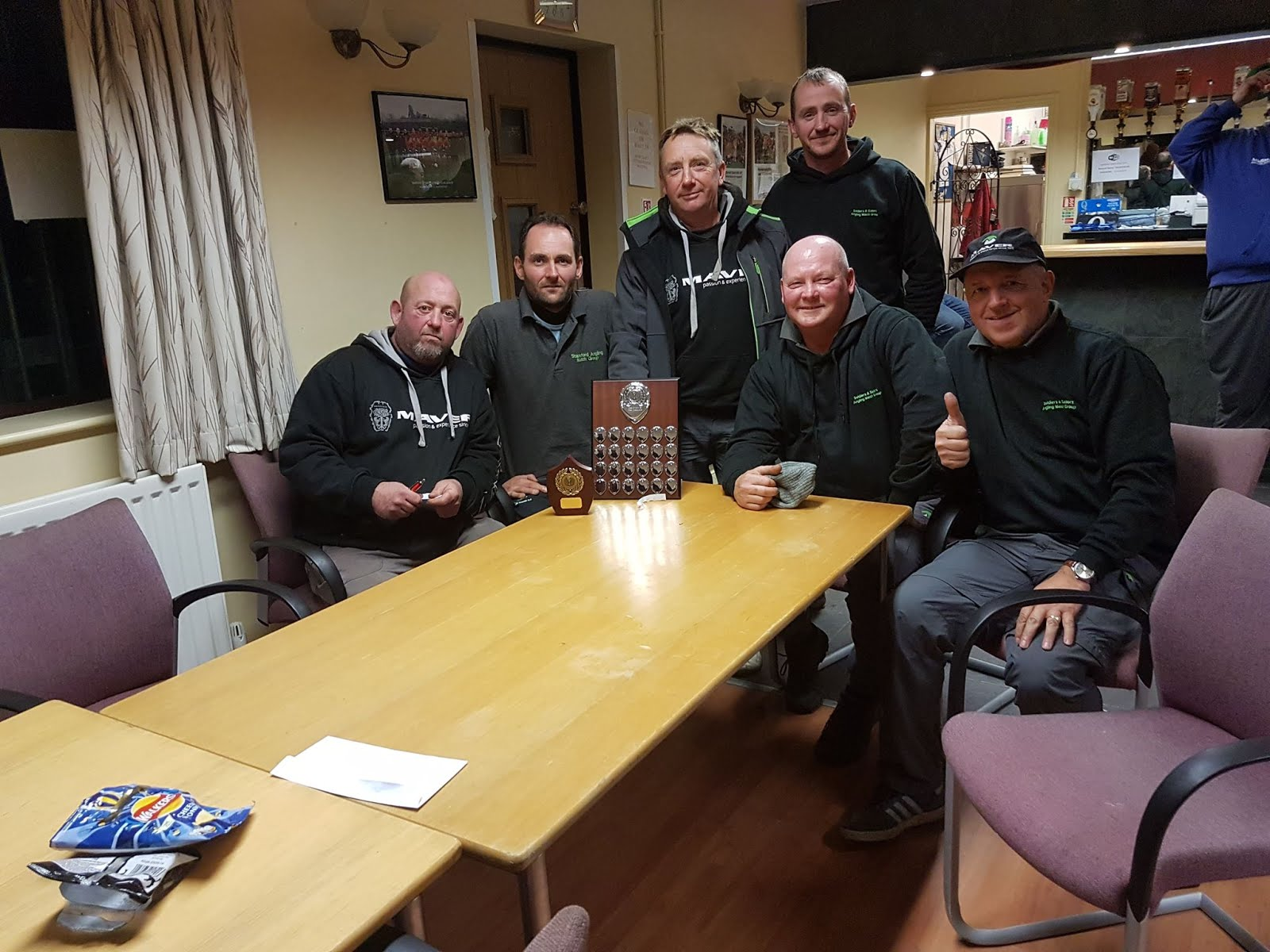 FINAL ROUND OF CHARNWOOD LEAGUE