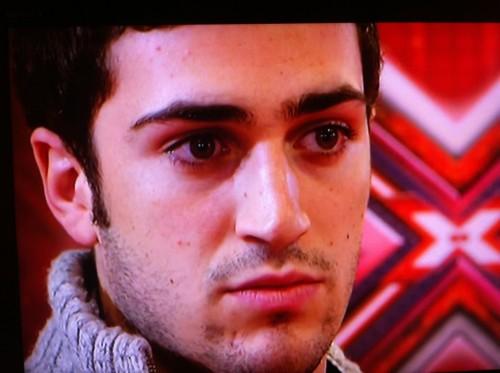 Raphael BB Initials Gainsbourg X Factor 2011