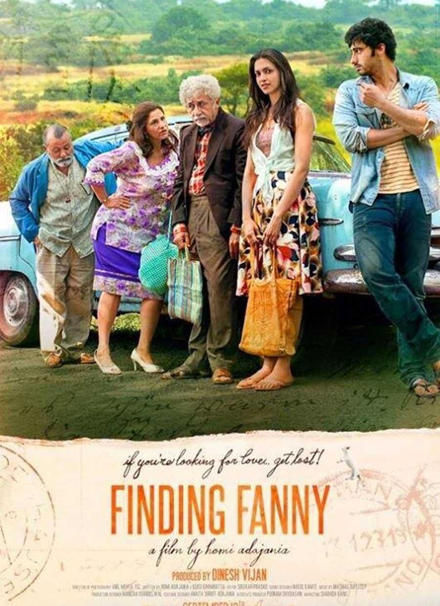 Finding Fanny (2014) DVDRip ταινιες online seires xrysoi greek subs