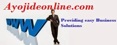 Ayojideonline, Providing Easy Business Solutions