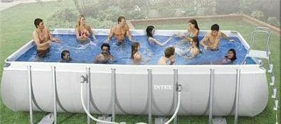 Piscine interrate prezzi piscine fuori terra - Piscine fuori terra rettangolari ...