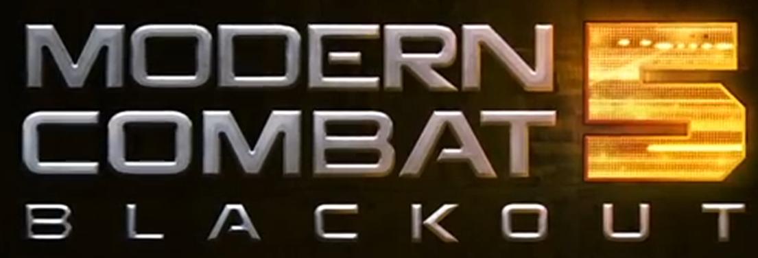Modern Combat 5: Blackout v1.2.0o APK