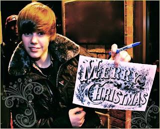 Justin Bieber - Christmas Love Lyrics
