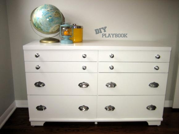 DIY Dresser Tutorial