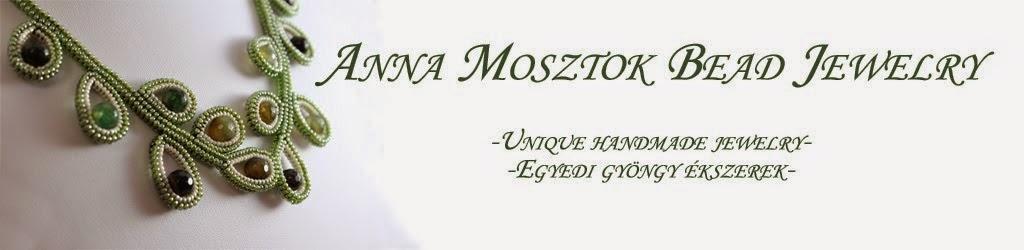 Anna Mosztok bead jewelry
