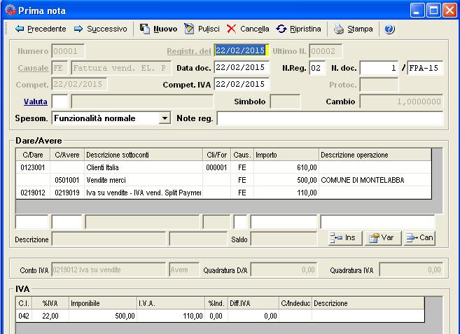Software di contabilita facile for Facile software di progettazione di mobili