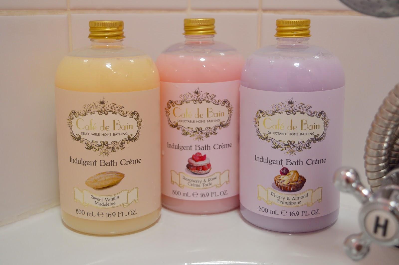 Beauty | Café de Bain: Indulgent Bathing | The Perks of Mollie Quirk