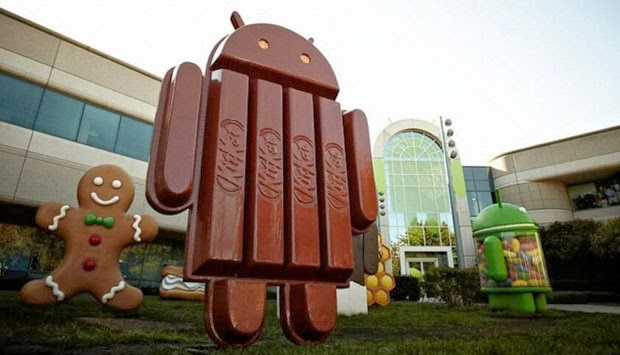 Handphone Android Kitkat