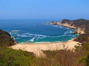 . La Ticla, Maruata, Playa Azul, Ixtapa and Zihuatanajo, Pie de la Cuesta .