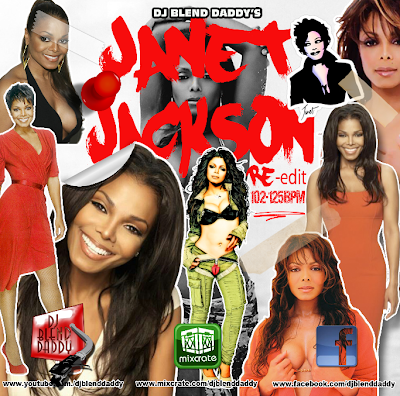 DJ Blend Daddy - Janet Jackson Re Edit