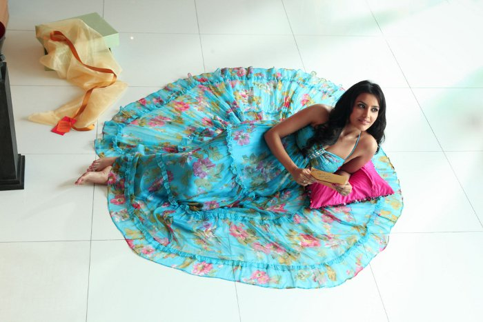 Actress Priya Anand Hot Photo Shoot for  Movie unseen pics