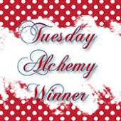 gagnante chez Tuesday Alchemy