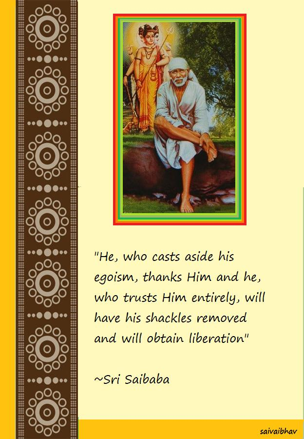 A Couple of Sai Baba Experiences - Part 638
