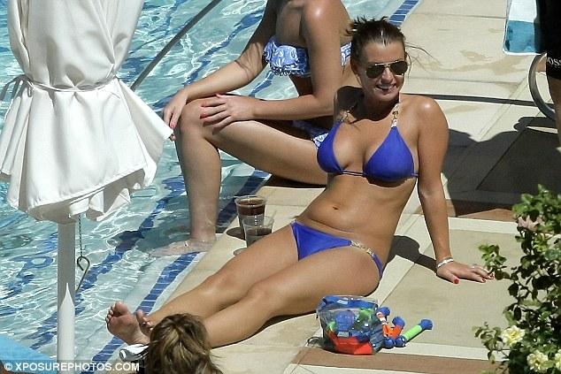 oops bikini pool Swimming