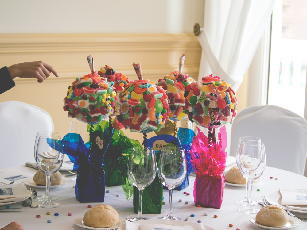 Decora tu fiesta con chuches tu caj n vintage for Detalles de decoracion