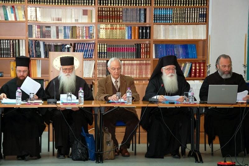 Σύναξη Πνευματικών στη Μητρόπολη Δημητριάδος