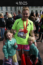 London Marathon UK 2013