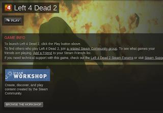 Left 4 dead 2 gratis solo hoy en Steam, juegos gratis en steam