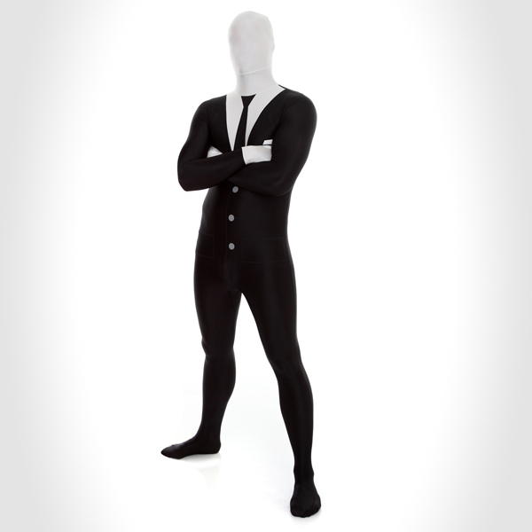slenderman Morph Suits