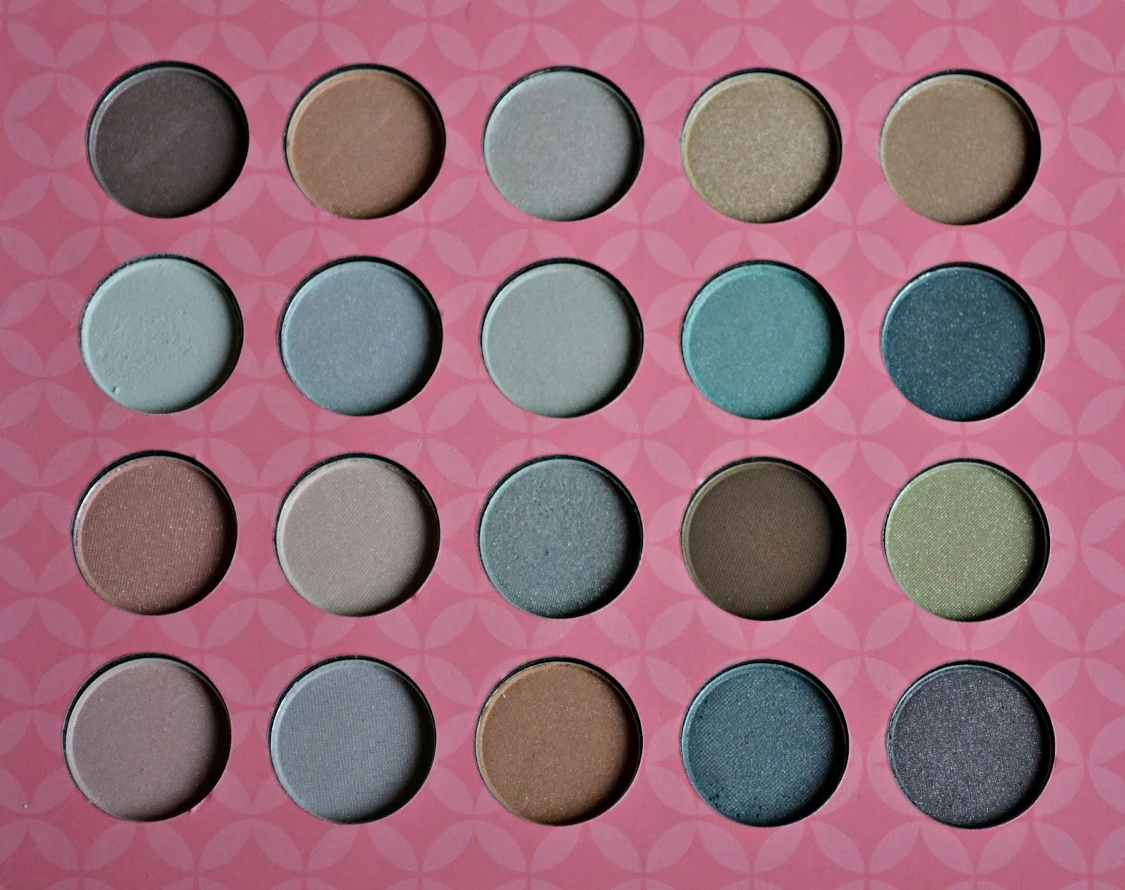 Adore eyeshadow palette