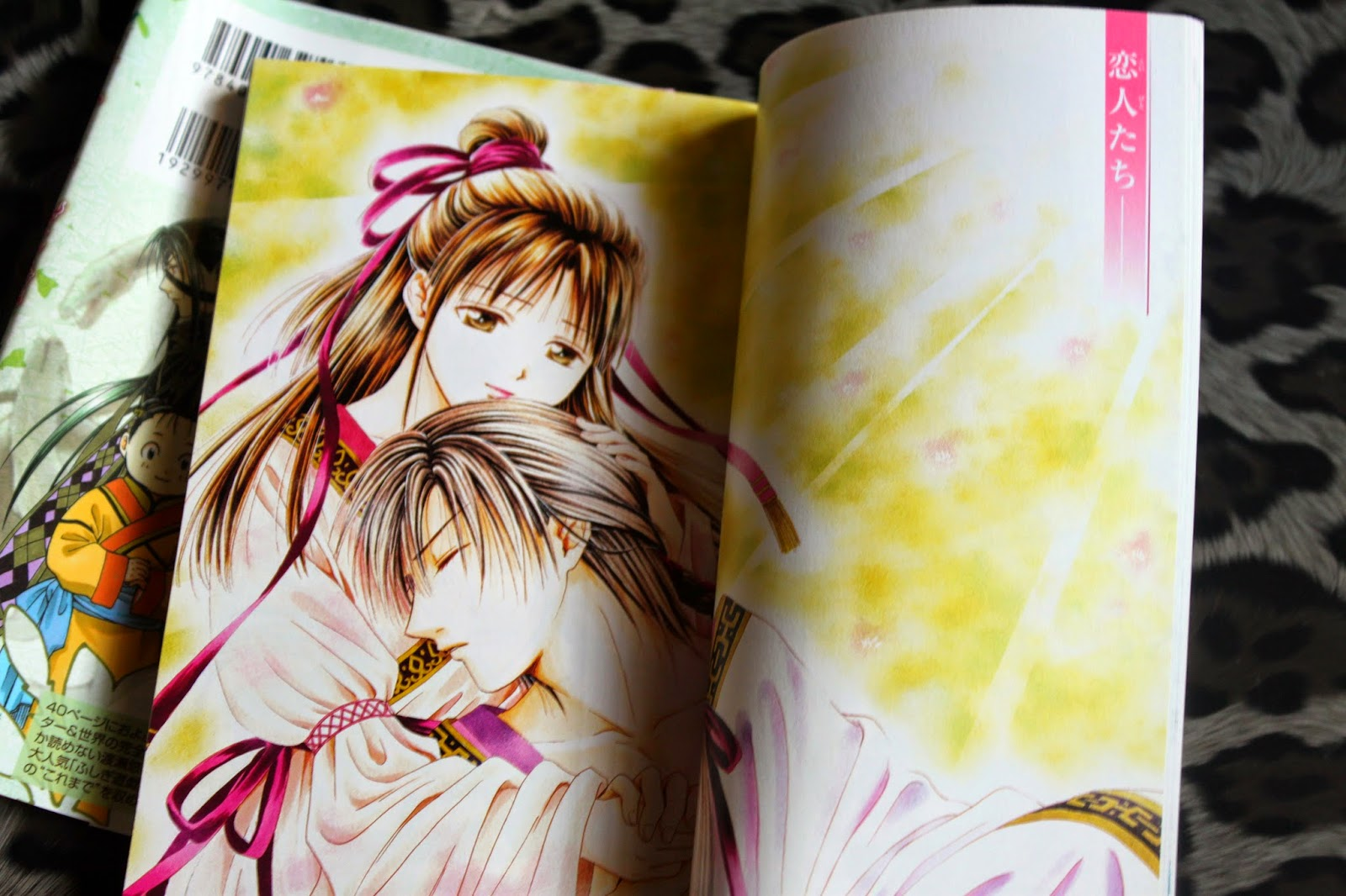 Fushigi Yuugi Genbu Kaiden 9.5 Official Fan Book JAPAN Yuu Watase