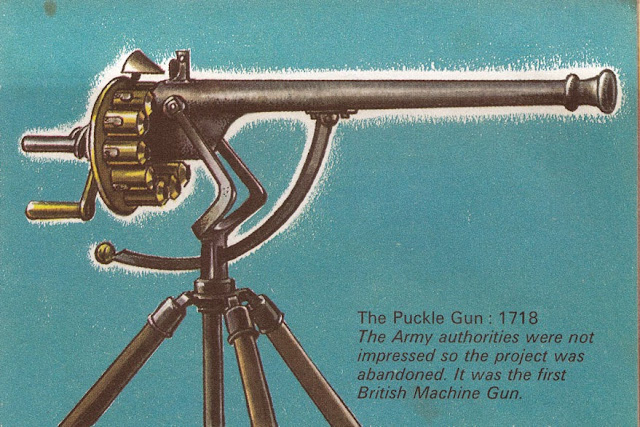 the invention and the concept behind the gatling gun Bibliography: primary this source was used on the project to show how modern day machine guns have changed since the invention of the gatling gun this source was used in the website to show how he died and as well as what legacy he left behind richard gatling's left behind a legacy.