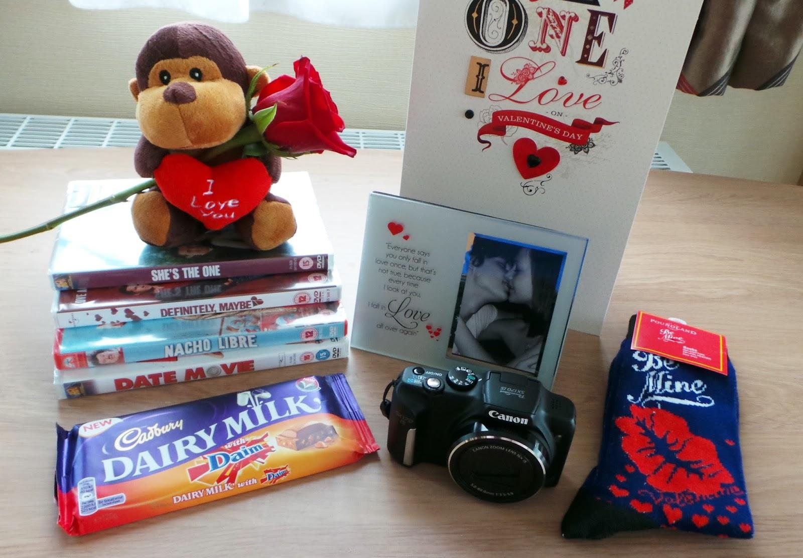 Valentines Gift Ideas For Him Boyfriend Partner Fiance