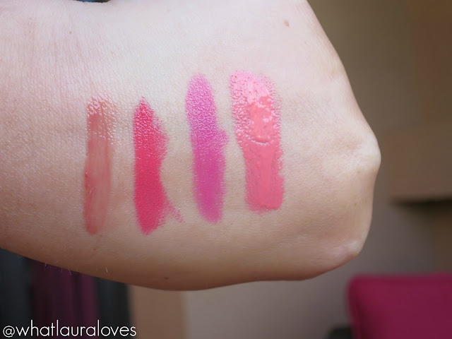 Four Affordable Summer Holiday Lipsticks