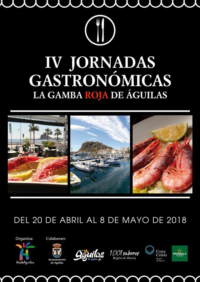 IV Jornadas Gastronómicas de la Gamba Roja de Águilas