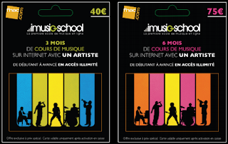 iMusic-School : offrez des cours de musique en ligne