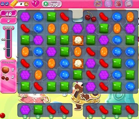 Candy Crush Saga 790