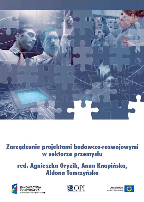 Zarządzanie projektami badawczo-rozwojowymi w sektorze przemysłu