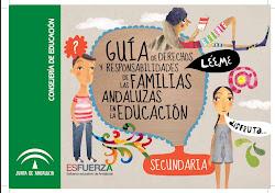 GUIA DE DERECHOS Y RESPONSABILIDADES DE LAS FAMILIAS ANDALUZAS EN LA EDUCACIÓN