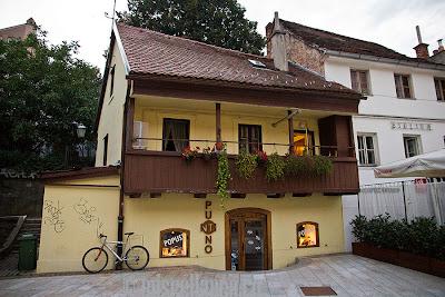 Zagreb casa mica