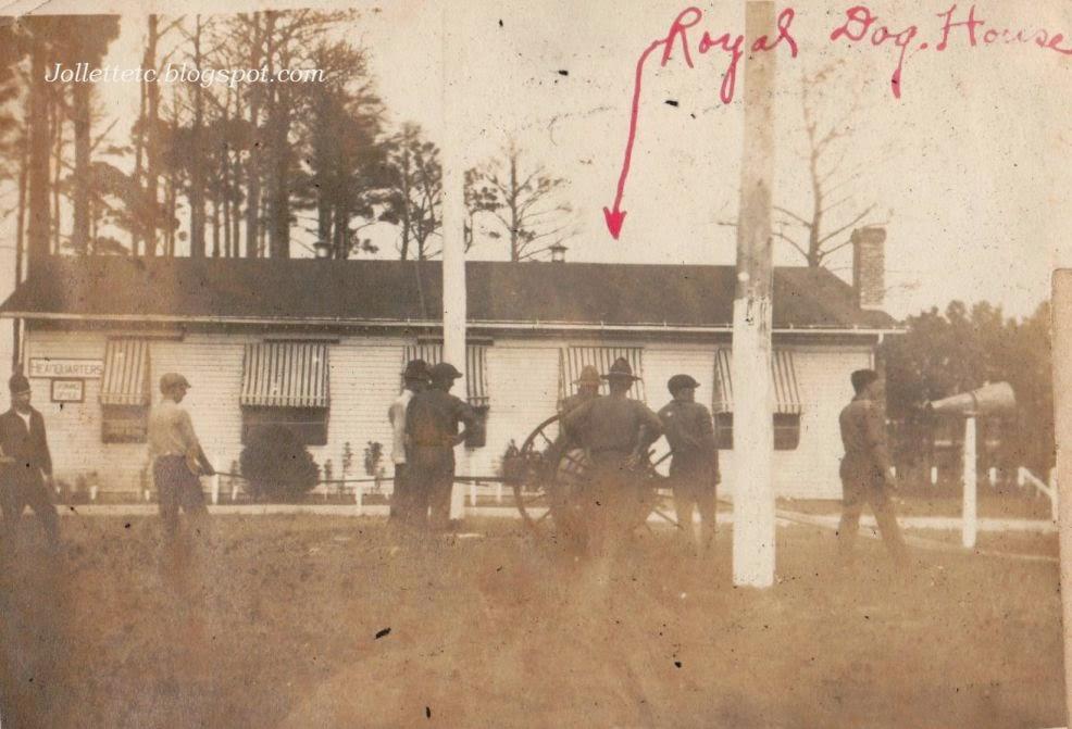 Pig Point Ordnance Depot 1918-1920