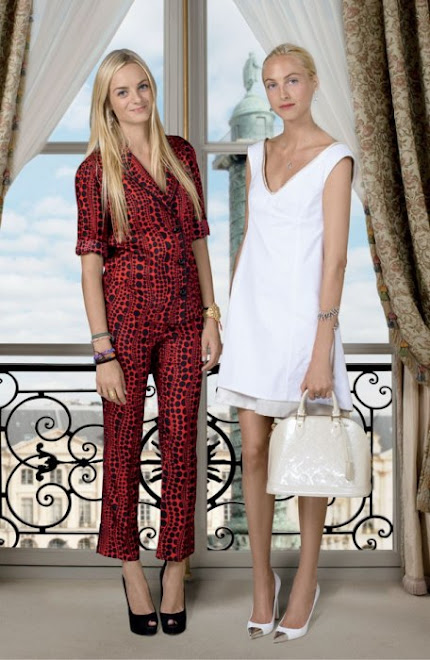 Fashion - Clarins Sisters