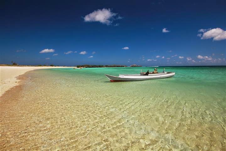Pantai Pulau Ndana