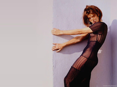 Sandra Bullock Hollywood Glamorous Wallpaper