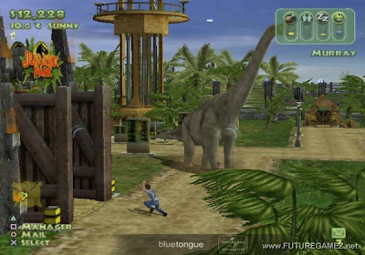 jurassic park operation genesis PC Game |Mediafire|