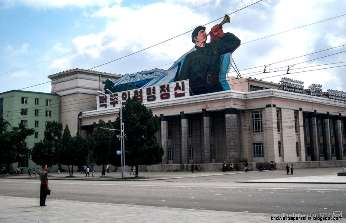 A Tourist in Pyongyang My First Impressions on Visiting North