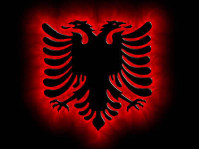Albania Flag Pictures Gallery