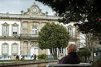 Casa consistorial Pontevedra