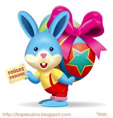 Felices Pascuas 2012