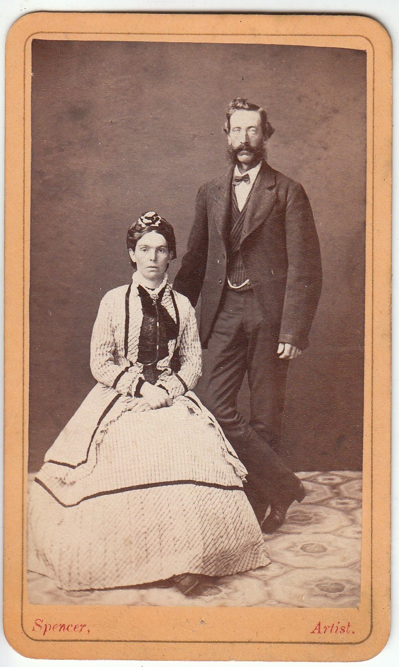 It Occurs To Me I Have Never Posted A Carte De Visite Photograph So Here Is Bunch CDV Photos Were An Albumen Print On Small Cards About The Size Of