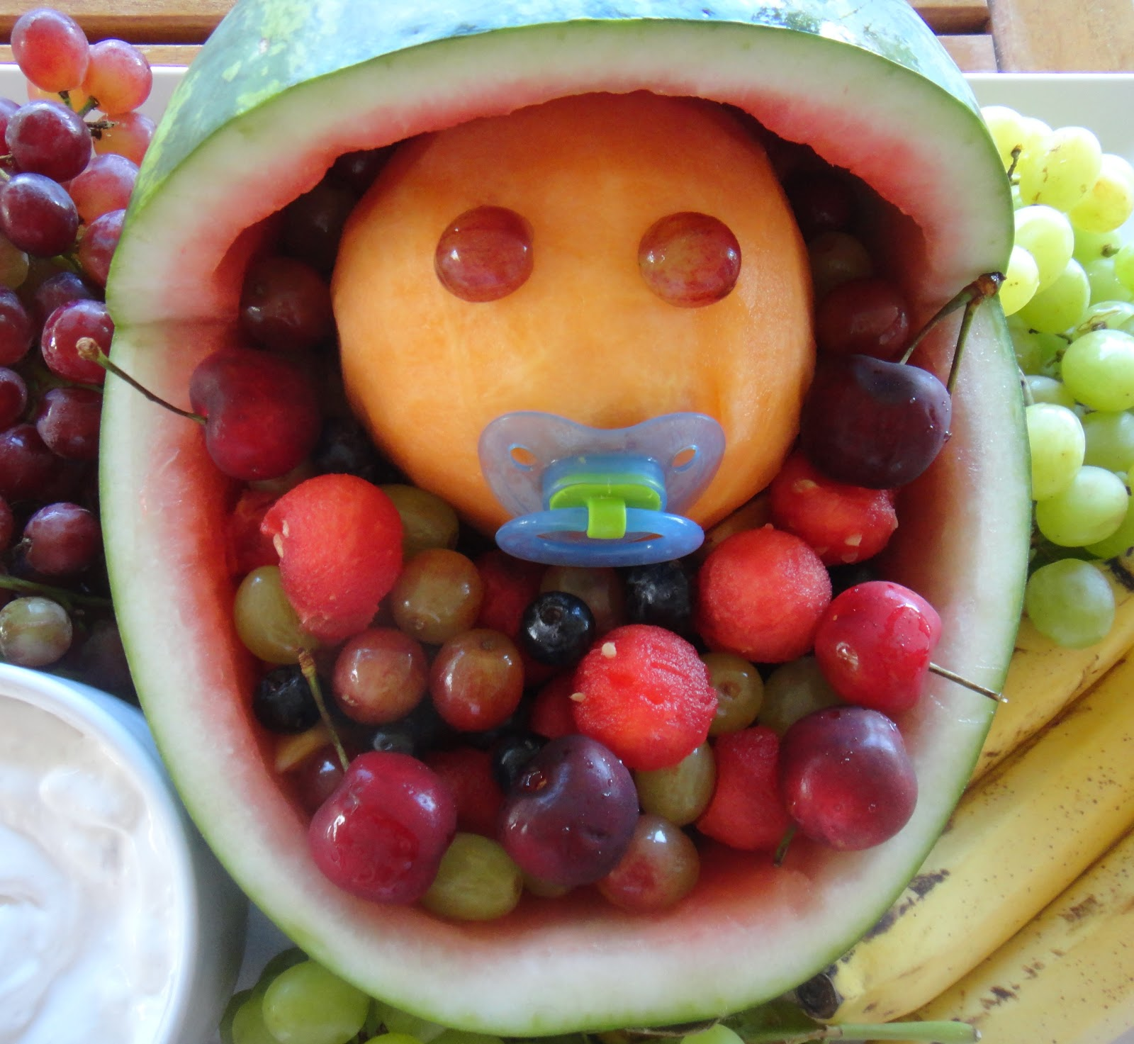 baby fruit size healthy salads with fruit