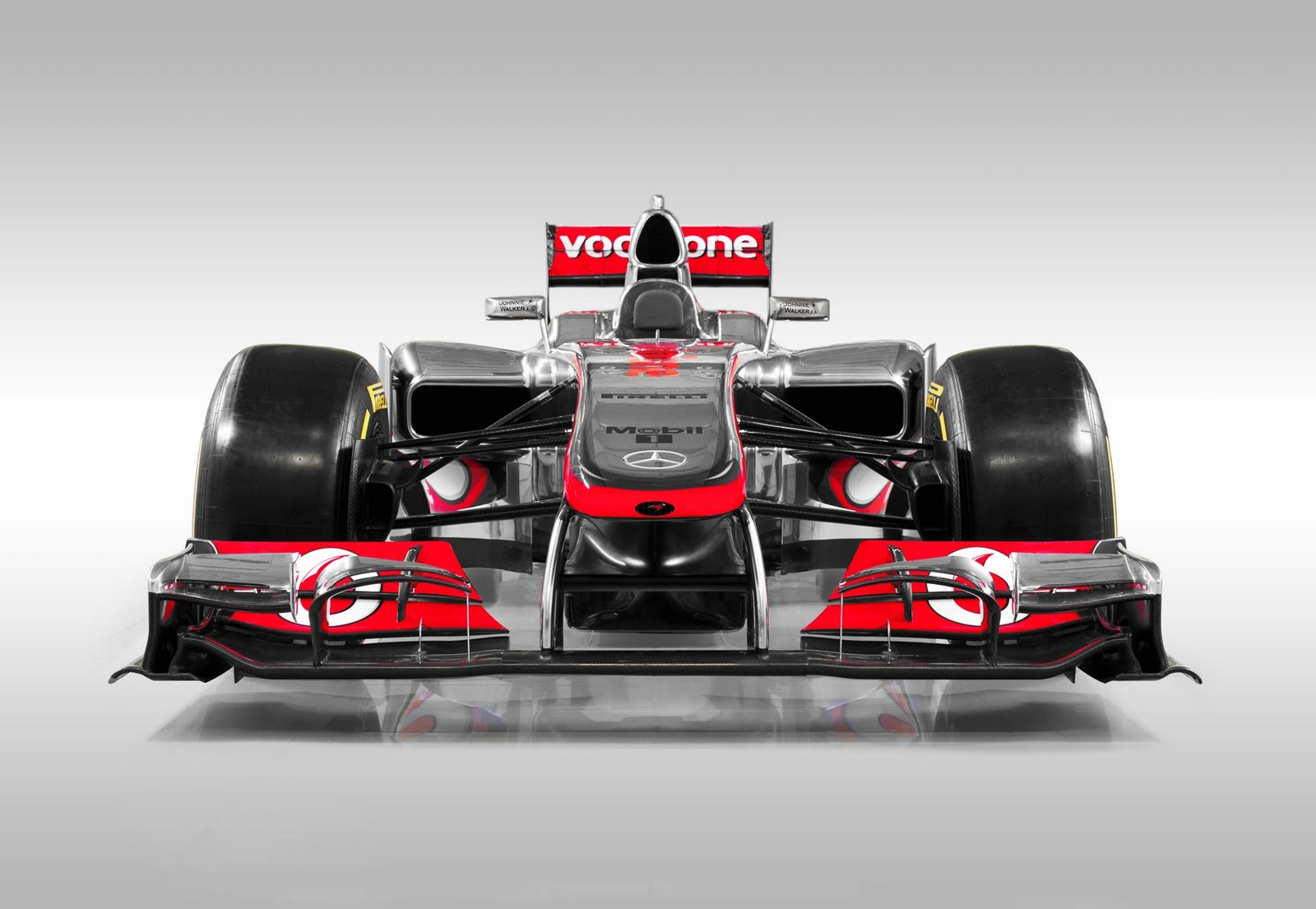 New McLaren MP4-27 Wallpapers