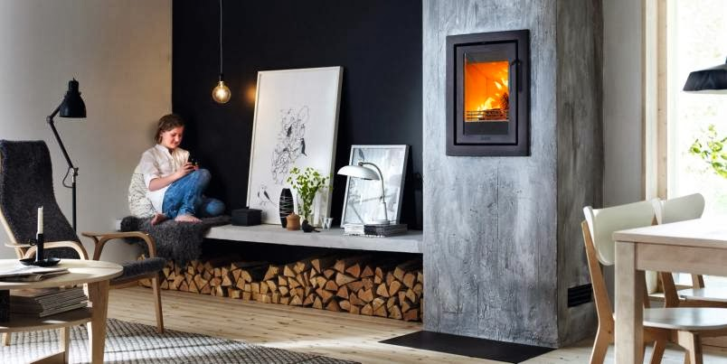 Home insight: 8 chimeneas para este fin de semana