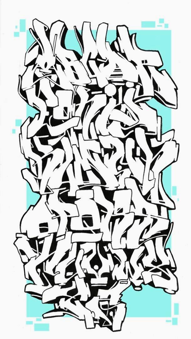Graffiti creator styles letras de graffiti chidas