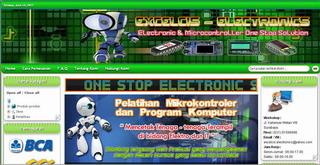 Toko Online Elektronik dan Mikrokontroler